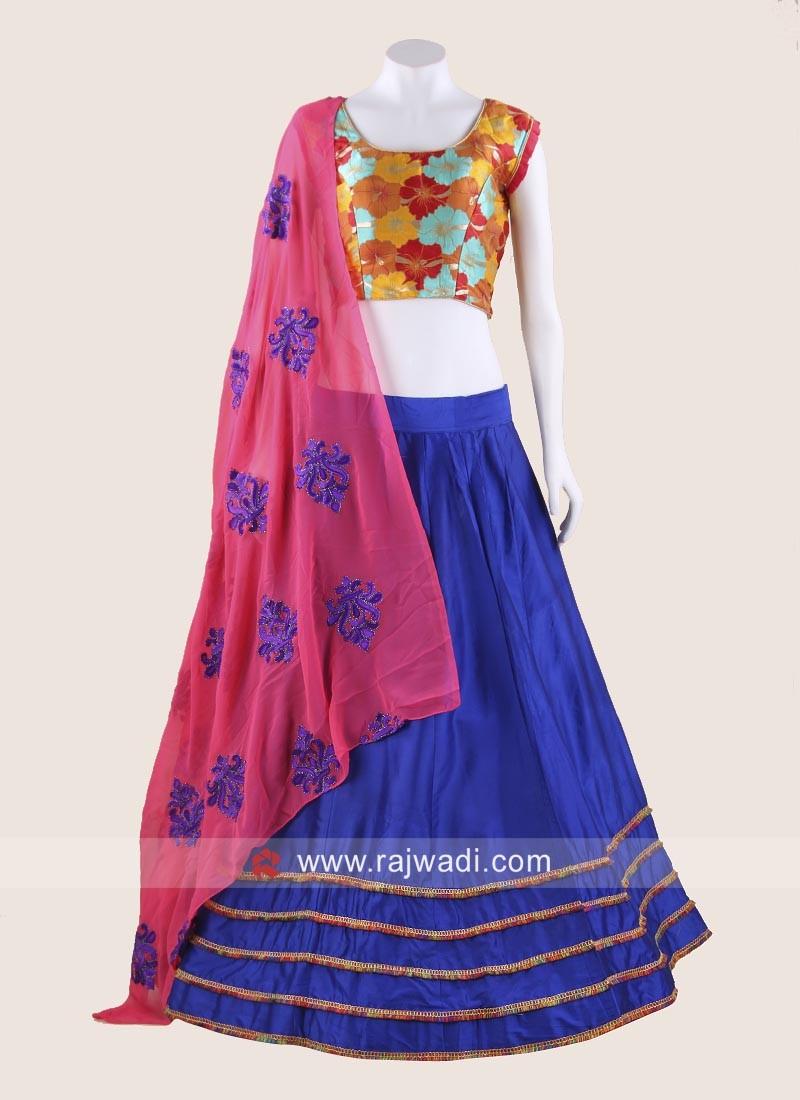 Festive Wear Chaniya Choli for Women
