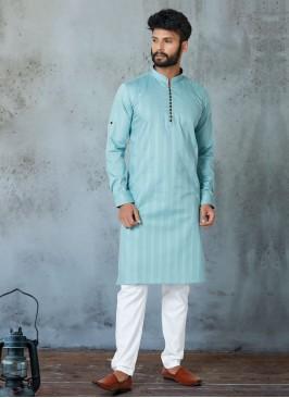 Firozi Color Kurta Pajama