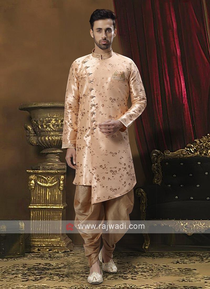Floral Print Patiala Suit