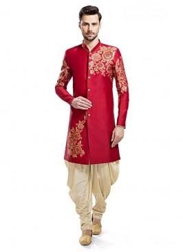 Flower Print Patiala Suit