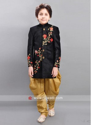 Full Sleeves Indo Western for Kids