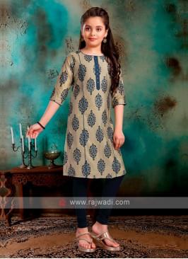 Girls Cotton Salwar Kameez