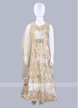 Girls Designer Wedding Salwar Kameez