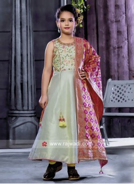 Girls Wedding Salwar Kameez