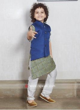 Charming Party Wear Koti Set