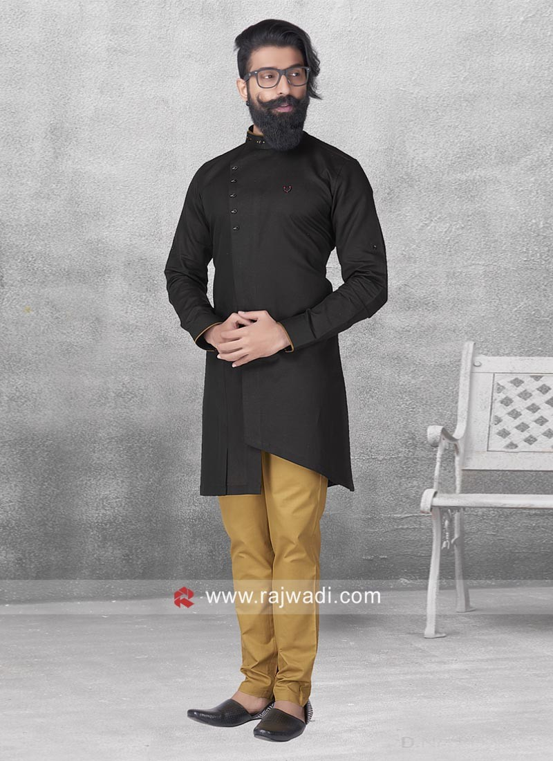 Black Pathani For Party
