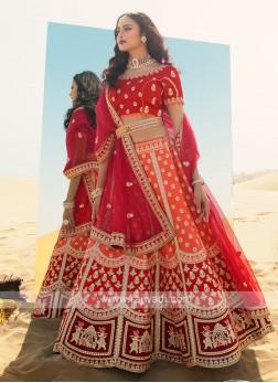 Gorgeous Bridal Lehenga Choli