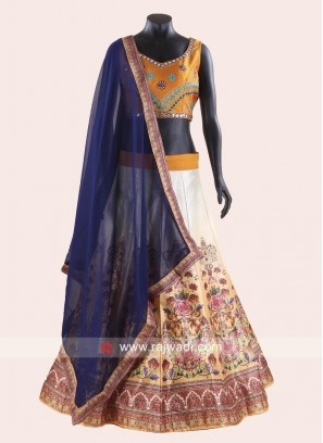 Gorgeous Colourful Navratri Lehenga Choli
