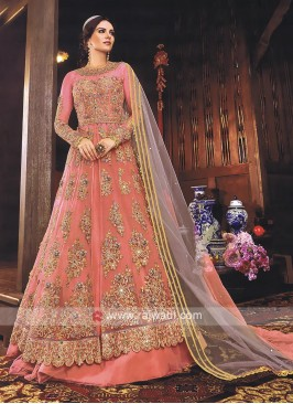 Gorgeous Diamond Work Salwar Kameez