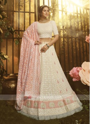 Gorgeous georgette Lehenga Choli