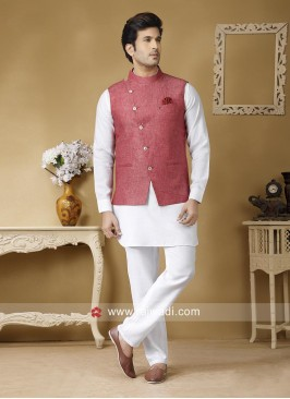 Graceful Wedding Nehru Jacket
