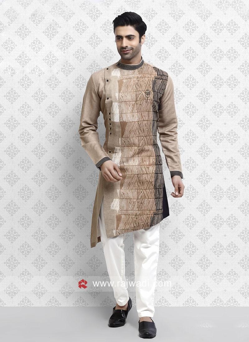 Graceful Wedding Pathani Suit