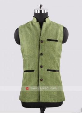 Green Color Koti