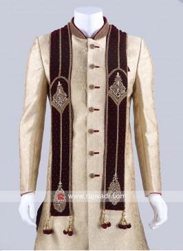 Groom Velvet Fabric Dupatta