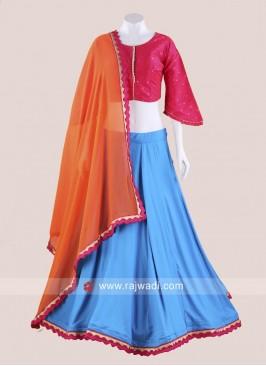 Gujarati Chaniya Choli for Garba