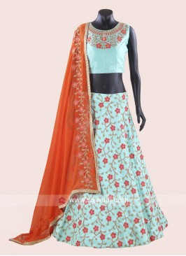 Heavy Embroidered Chaniya Choli