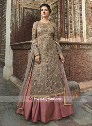 Heavy Embroidered Salwar Kameez for Eid