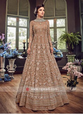 Heavy Embroidered Wedding Suit