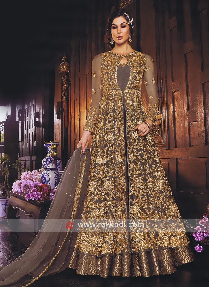 Heavy Embroidery Salwar Kameez