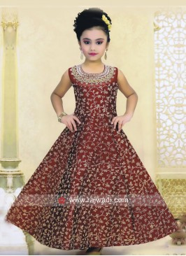 Heavy Work Eid Salwar  Kameez for Girls