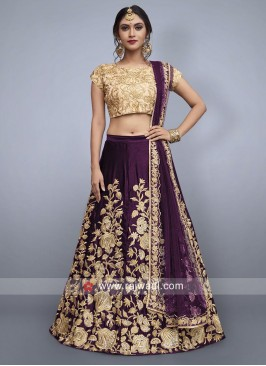 Heavy Work Wedding Lehenga Set