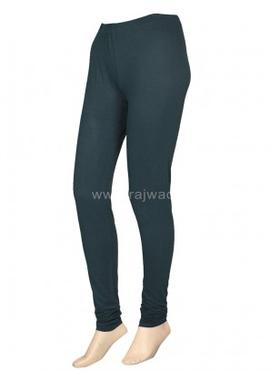 Hosiery Gray Coloured Leggings Only on Rajwadi