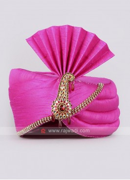 Hot Pink Wedding Safa