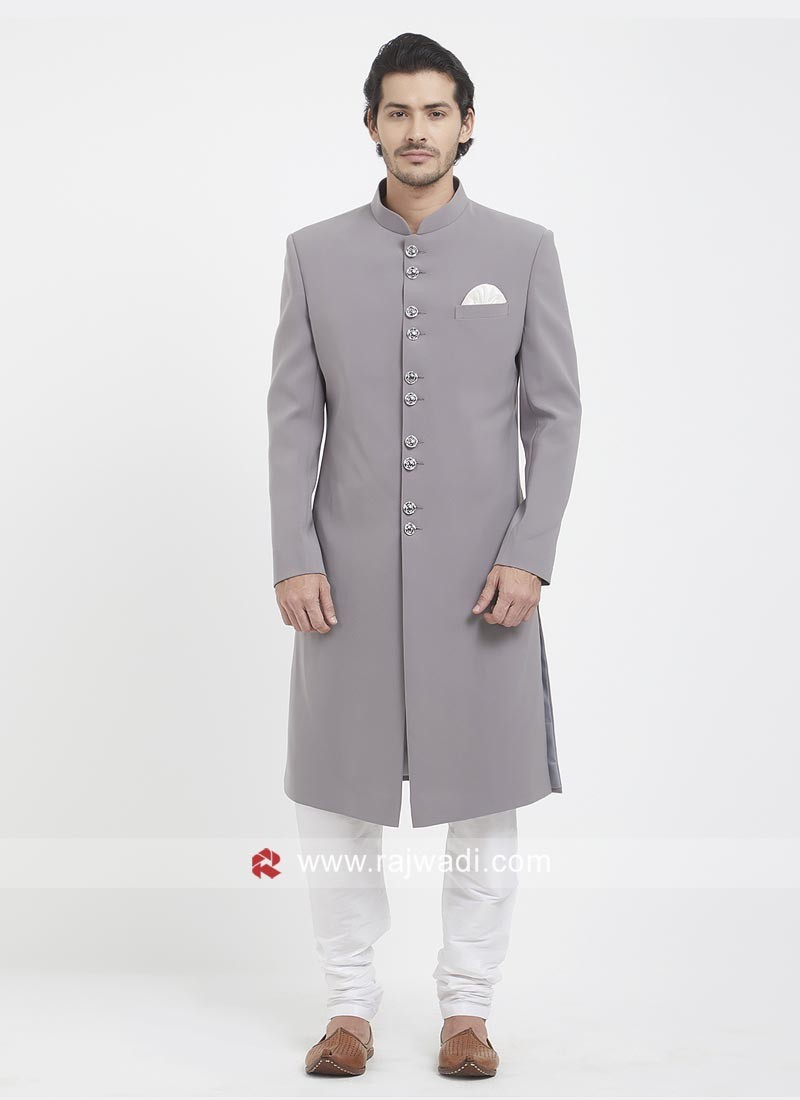 Imported Fabric Indo Western