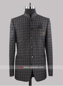 Imported Fabric Jodhpuri Suit