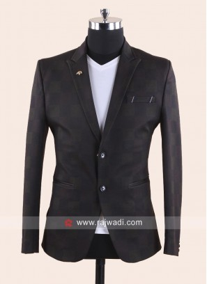 Imported Fabric Party Wear Blazer