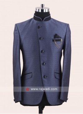 Imported Fabric Party Wear Jodhpuri Suit