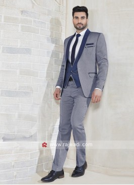 Imported Fabric Party Wear Suit
