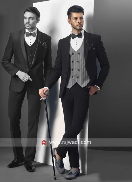 Terrycot Fabric Suit For Wedding