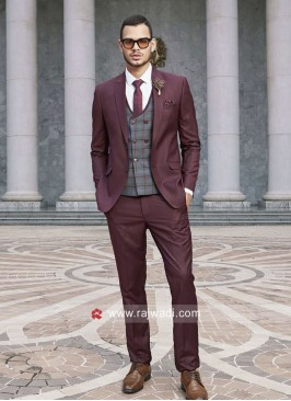 Imported Fabric Suit For Wedding