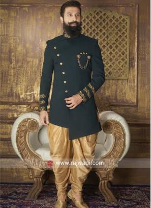Imported Fabric Wedding Indo Western
