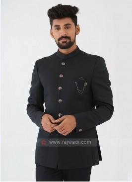 Imported Green Jodhpuri Suit