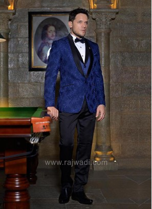 Imported Material Suit For Party