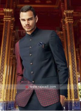 Imported Party Wear Jodhpuri Suit