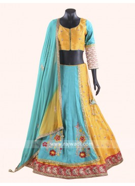 Irresistible Festive Wear Chaniya Choli