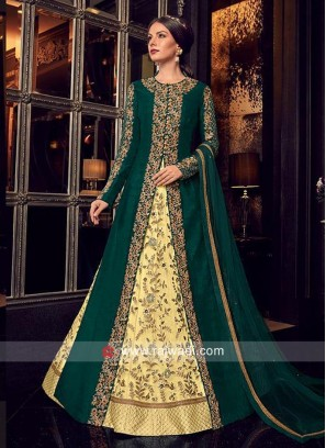 Jacket Style Eid Special Salwar Suit