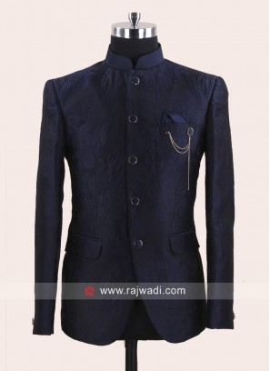 Jacquard Fabric Jodhpuri Set