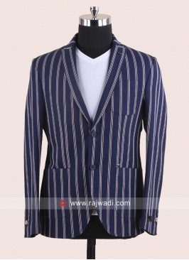 Jute Silk Blazer For Wedding