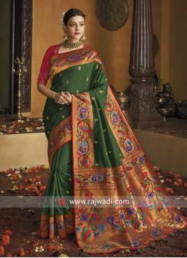 Kajal Aggarwal Designer Saree