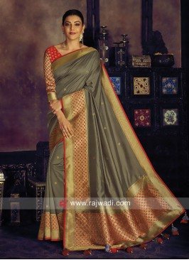 Kajal Aggarwal Wedding Saree