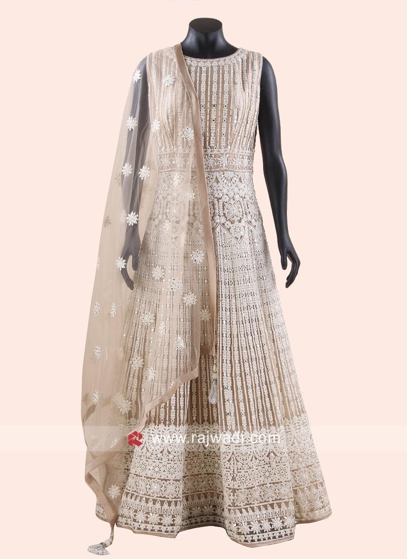 Karachi Work Heavy Anarkali Dress,Cottage Garden Landscape Design Ideas