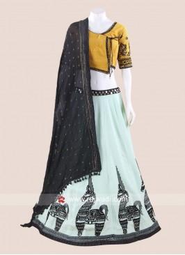 Kedia Style Navratri Special Chaniya Choli
