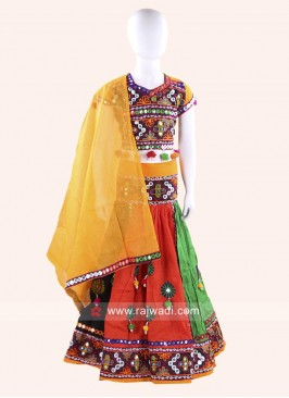 Kids Traditional Navratri Chaniya Choli