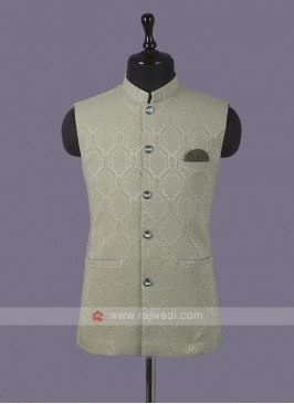 Beautiful Printed Nehru Jacket