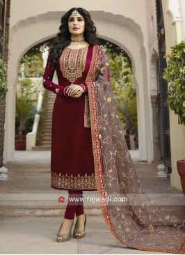 Kritika Kamra Stylish Churidar Suit