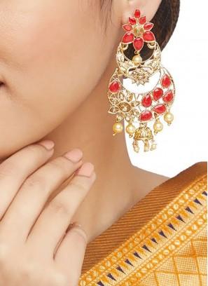 Chandbali Earrings For Party